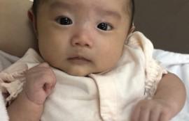 かわいい赤ちゃんの画像